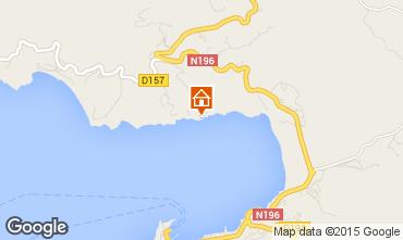 Map Propriano Villa 71044