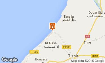 Map Tiznit Villa 101141