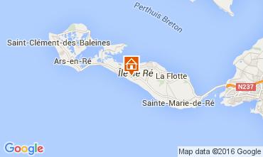 Map Le Bois-Plage-en-Ré House 15077