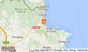 Map Llança Villa 96959