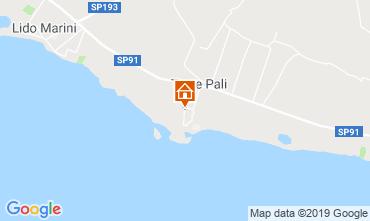 Map Torre Pali Apartment 119051