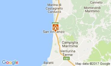 Map San Vincenzo Villa 108891