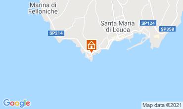 Map Santa Maria di Leuca Apartment 45773