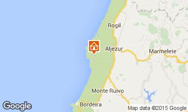 Map Aljezur Villa 67750