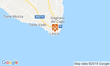 Map Santa Maria di Leuca Villa 118108