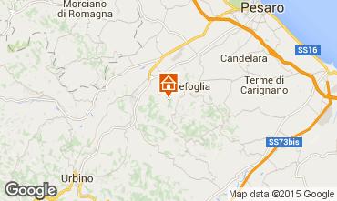 Map Pesaro House 83169