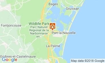 Map Sigean House 117041