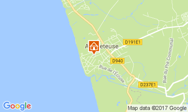 Map Ambleteuse House 112117