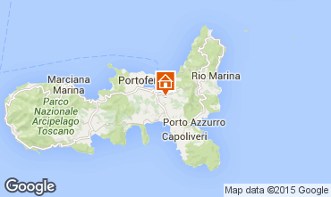 Map Portoferraio One-room apartment 94474