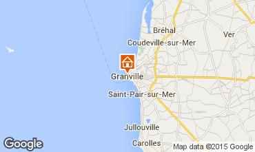 Map Granville Apartment 68070