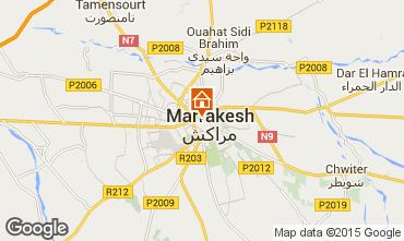 Map Marrakech House 14098