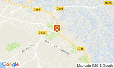 Map Saint Jean de Monts Mobile home 115158