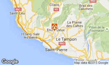 Map L'Entre Deux Villa 73361