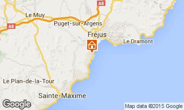 Map Saint Aygulf Mobile home 81264