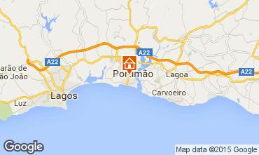 Map Praia da Rocha One-room apartment 101532