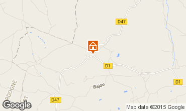 Map Rocamadour House 42060