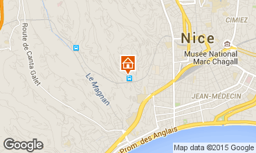 Map Nice Apartment 78856