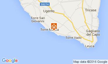 Map Lido Marini Apartment 77899