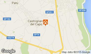 Map Santa Maria di Leuca Apartment 47295