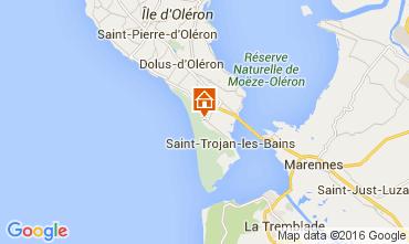 Map Saint-Trojan-les-Bains Mobile home 103617