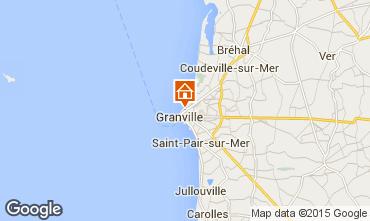 Map Granville Apartment 88834