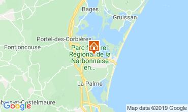 Map Port La Nouvelle Mobile home 16026