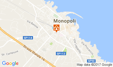 Map Monopoli Apartment 109434