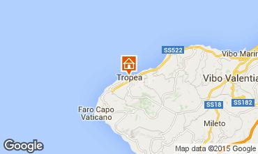 Map Tropea Apartment 72629