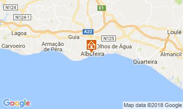Map Albufeira House 113709