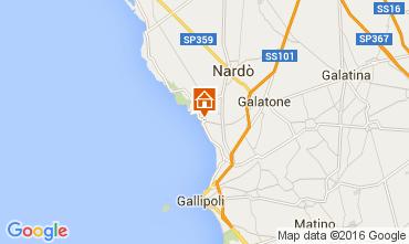 Map Santa Maria al Bagno Apartment 69201