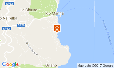 Map Rio Marina Apartment 107113