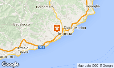Map Imperia Apartment 80176