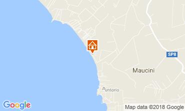 Map Pachino Apartment 94401