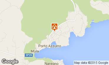 Map Porto Azzurro Apartment 66430