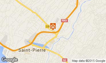 Map Saint Pierre (Réunion) Apartment 76076
