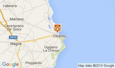 Map Otranto Apartment 103628