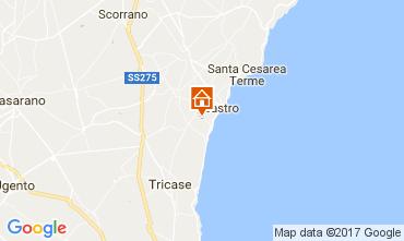 Map Castro House 111009