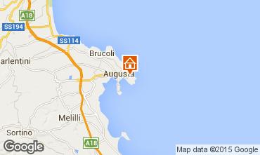 Map Augusta Apartment 83104