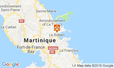 Map Le Robert Apartment 119305