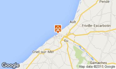 Map Mers Les bains Apartment 80965