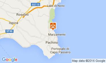 Map Noto Villa 79070