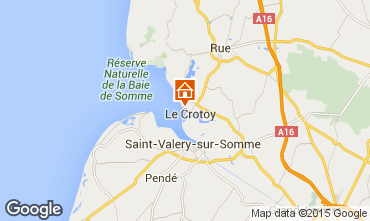 Map Le Crotoy House 78797