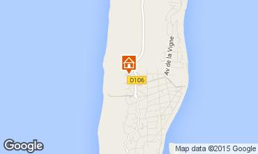 Map Cap Ferret Apartment 40487