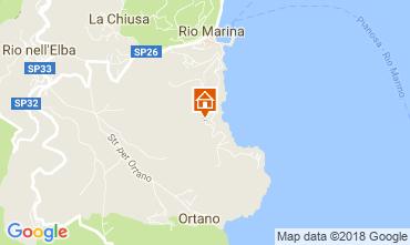 Map Rio Marina Apartment 115335