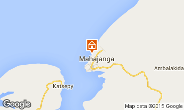 Map Majunga Bungalow 14735