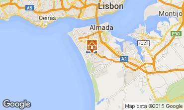 Map Lisbon Villa 55207