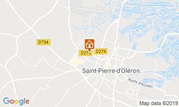 Map La Cotinière House 119779