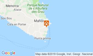 Map Mahón House 117716