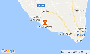 Map Torre Mozza House 81156