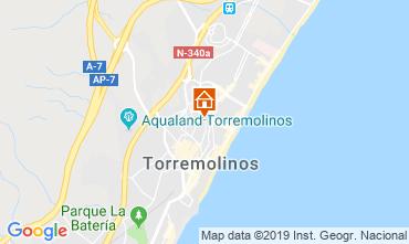 Map Torremolinos Apartment 119973